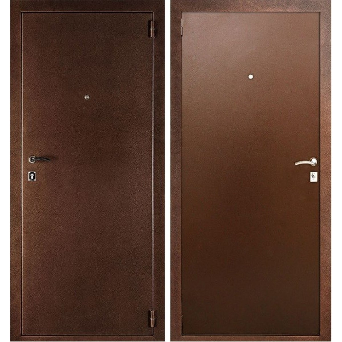 Новинка! Дверь металлическая С 501