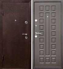 Дверь металлическая Йошкар Венге Левая