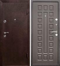 Дверь металлическая Йошкар Венге Правая