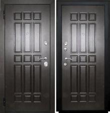 Дверь металлическая SD-Prof 5 Сенатор Венге Левая