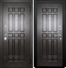 Дверь металлическая SD-Prof 5 Сенатор Венге Правая