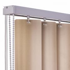 Вертикальные шторы-жалюзи алюминий