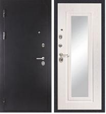 Дверь металлическая МД-26 (ЗЕРКАЛО)