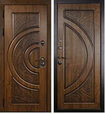 Дверь металлическая ПРАГА